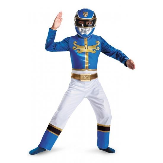 Feest Blue Ranger kostuum