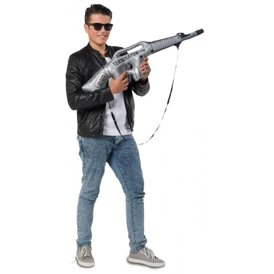 Feest mega opblaas machinegeweer