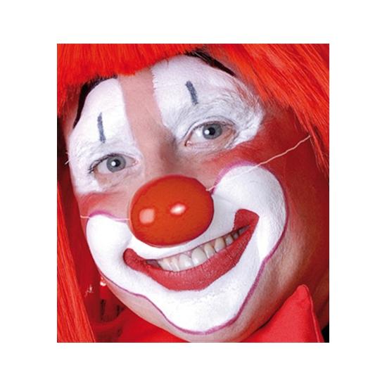 Feestneus van een clown