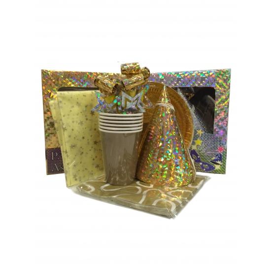 Feestpakket glitter en glamour