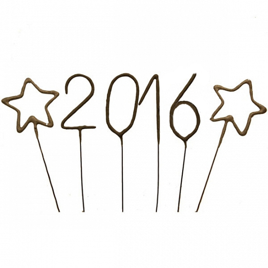 Feeststerretjes pakket 2015