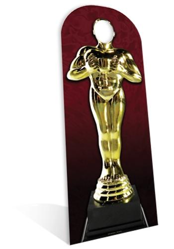 Foto decoratie bord gouden award