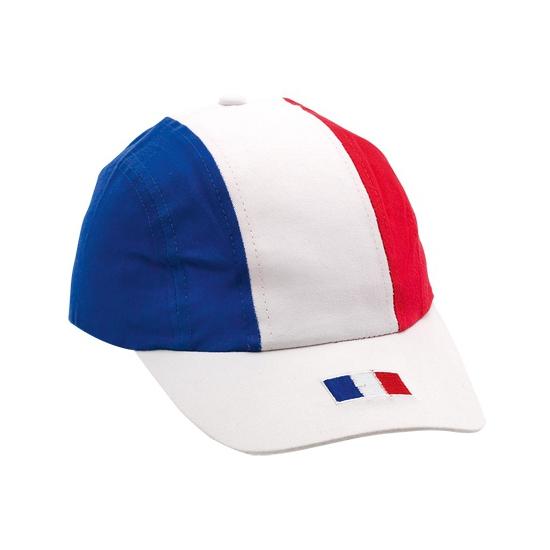 Frankrijk cap van katoen