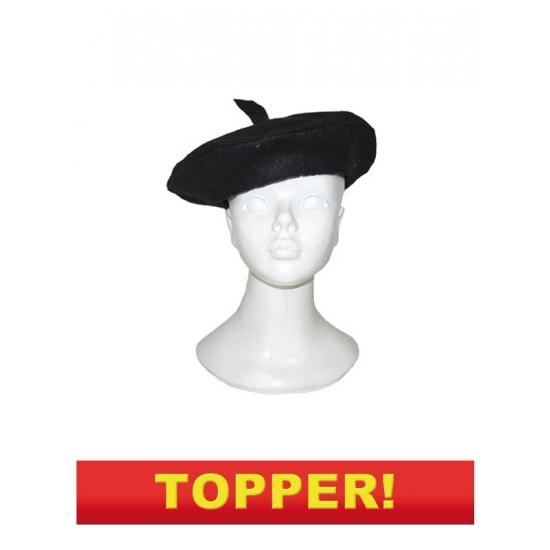 Franse baret volwassenen 59 cm