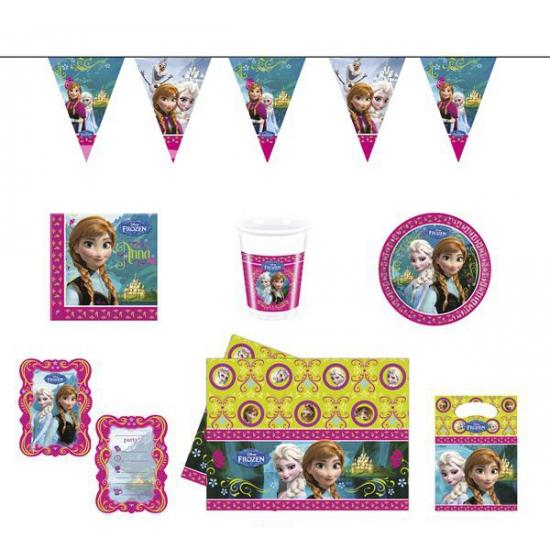 Frozen kinderfeestje pakket