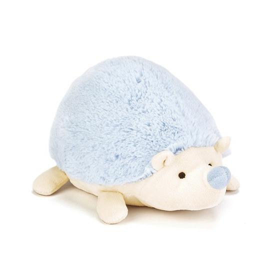 Geboorte jongen kado knuffel egel