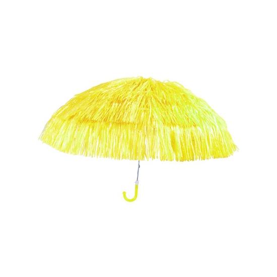 Gele parasollen 50 cm