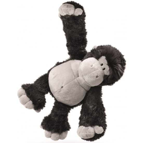 Gorilla knuffel 35 cm
