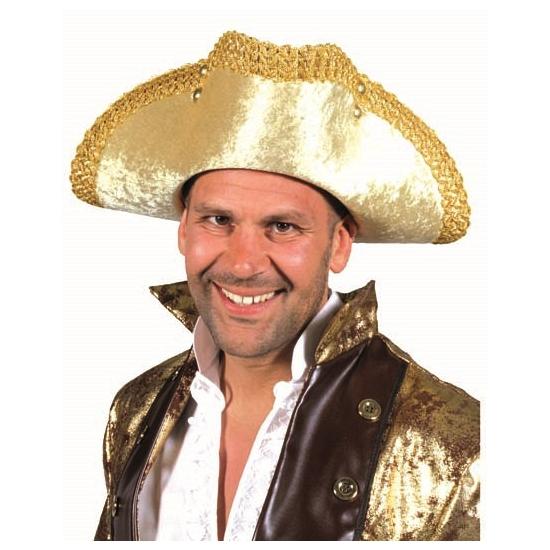 Gouden piratensteek