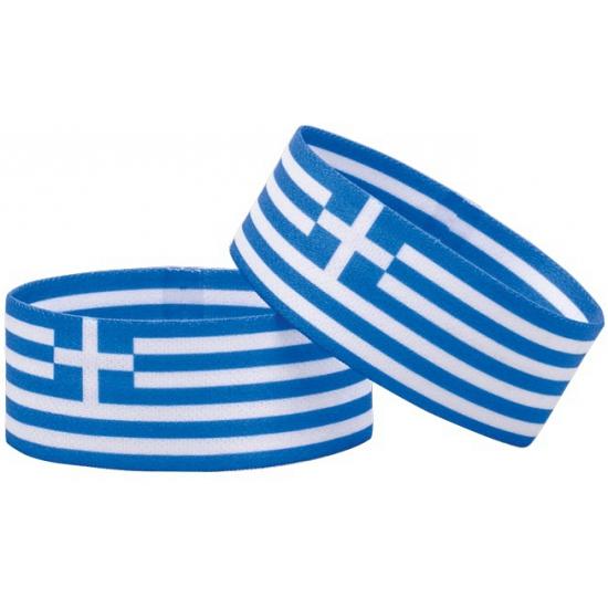 Griekenland fan armbandje