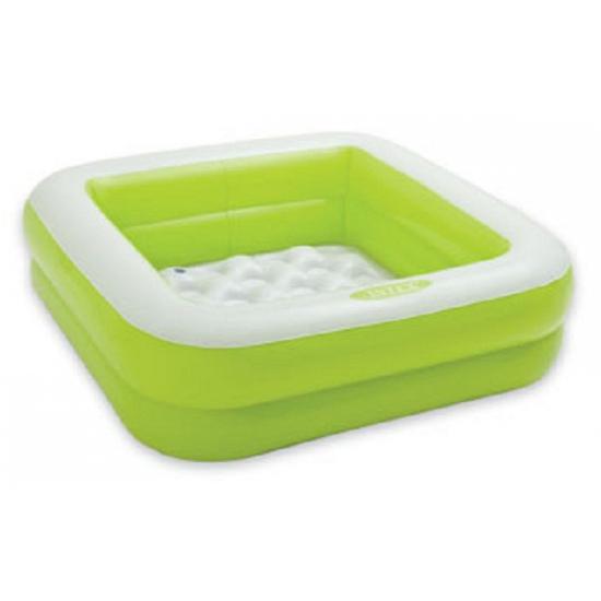 Groen baby zwembadje