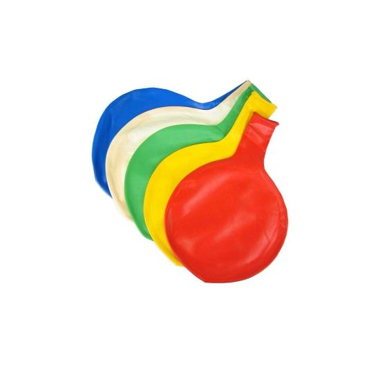 Groene mega ballon 65 cm