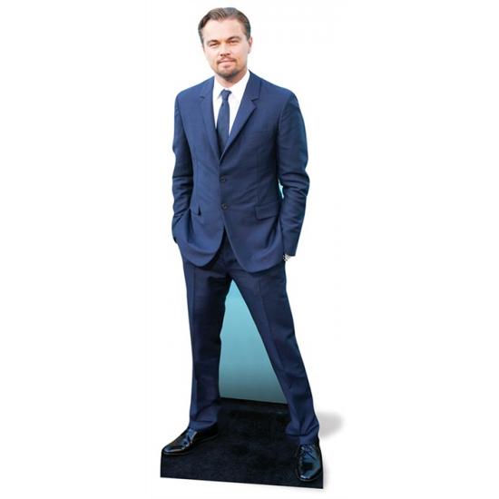Groot decoratie bord Leonardo DiCaprio