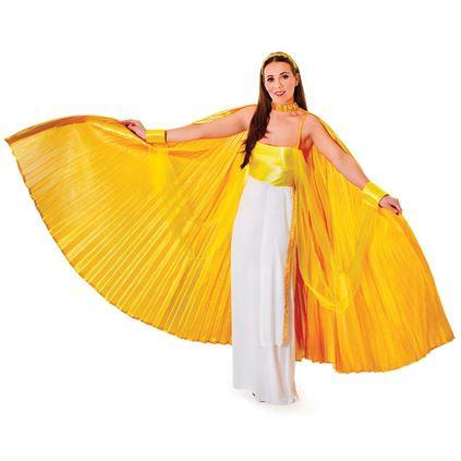 Grote vleugels goud