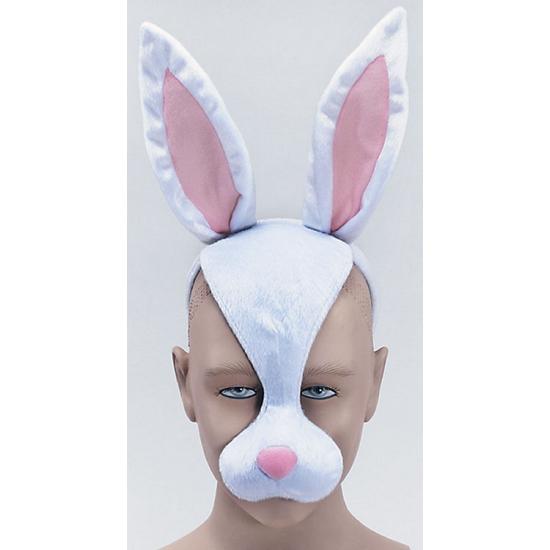 Haarband masker konijn met geluid