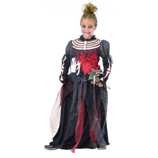 Halloween bruidsjurk voor meisjes