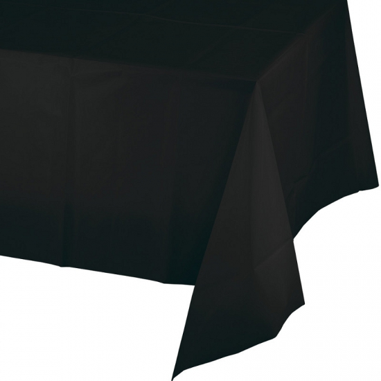 Halloween Tafelkleed zwart 274 x 137 cm