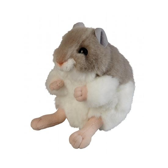 Hamster knuffeldier 13 cm