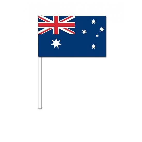 Handvlag Australie 12 x 24 cm