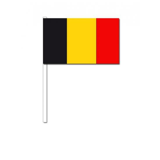 Handvlag Belgie 12 x 24 cm