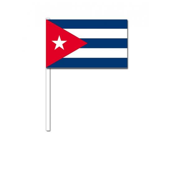 Handvlag Cuba 12 x 24 cm