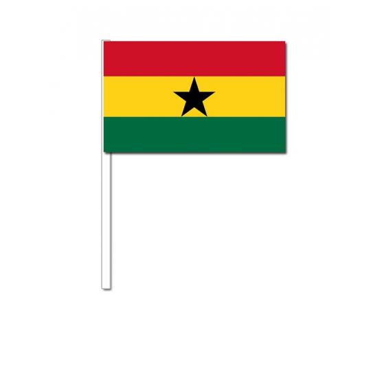 Handvlag Ghana 12 x 24 cm