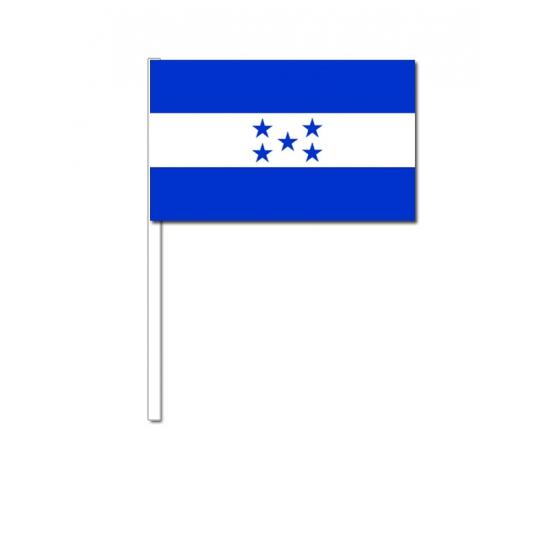 Handvlag Honduras 12 x 24 cm
