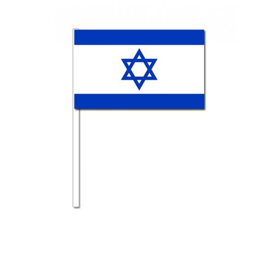 Handvlag Israel 12 x 24 cm