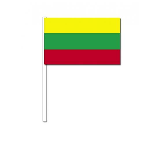 Handvlag Litouwen 12 x 24 cm