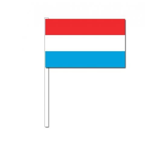 Handvlag Luxemburg 12 x 24 cm