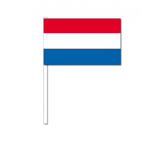 Handvlag Nederland 12 x 24 cm
