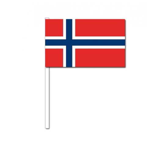 Handvlag Noorwegen 12 x 24 cm