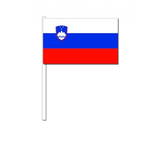 Handvlag Slovenie 12 x 24 cm