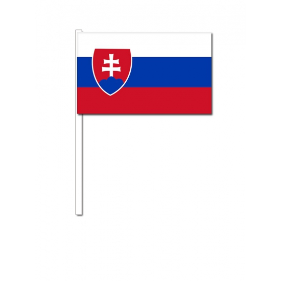 Handvlag Slowakije 12 x 24 cm