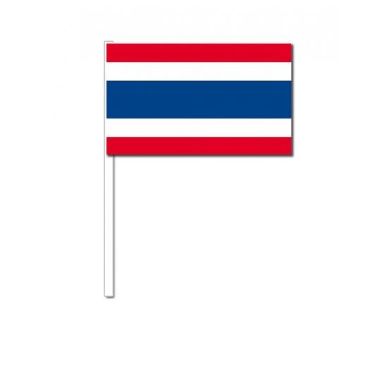 Handvlag Thailand 12 x 24 cm