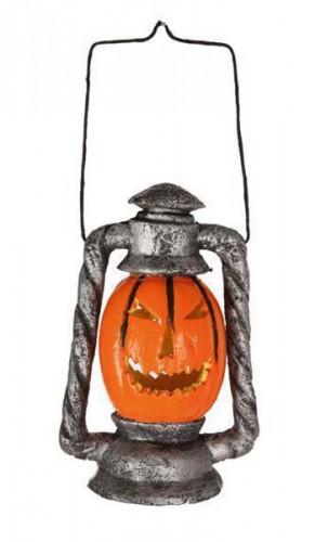 Hangende pompoen lantaarn