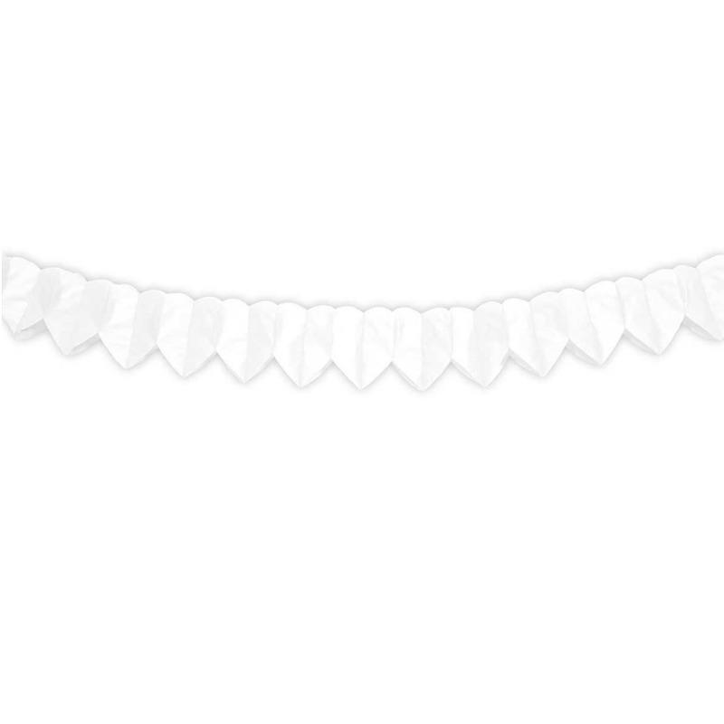 Hartjes slinger 2 meter wit