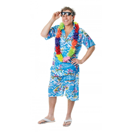 Hawaii verkleedkleding voor heren