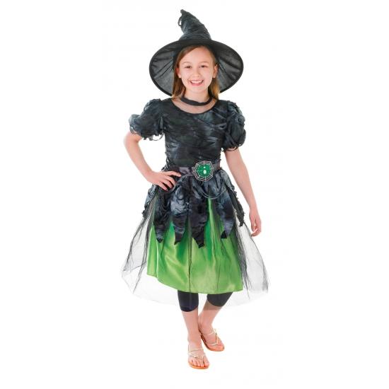 Heksenjurkje groen met hoed