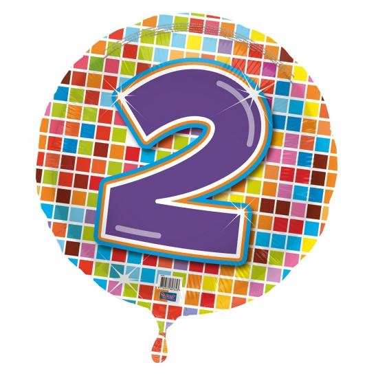 Helium ballon 2 jaar