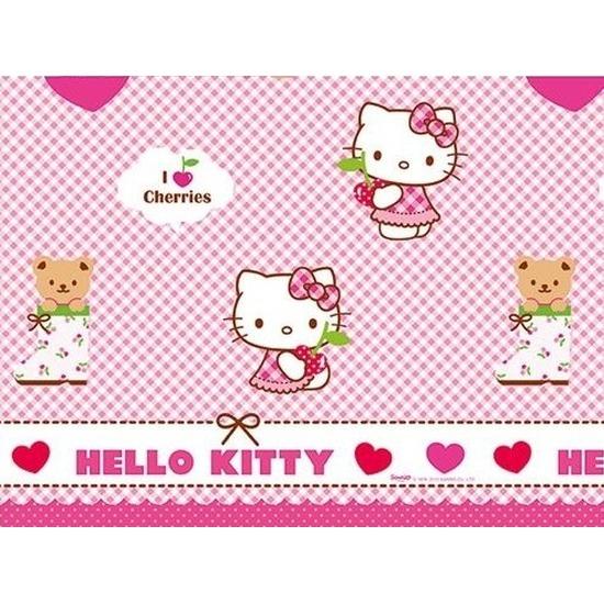 Hello Kitty tafelkleed 120x180 cm