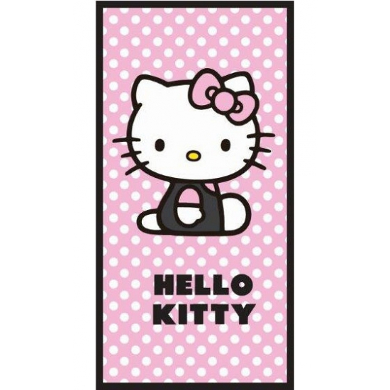 Hello Kitty zomer handdoek