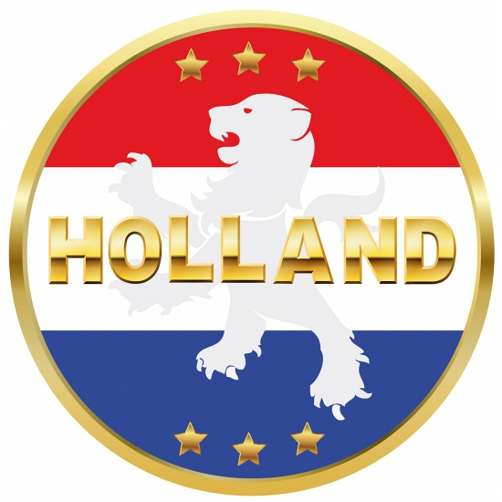 Holland bierviltjes 25x