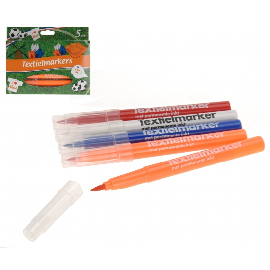 Holland supporters textielmarkers