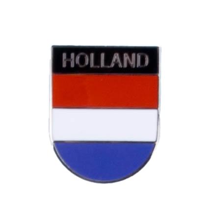 Hollandse vlag  pin