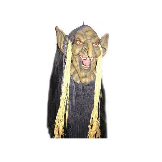 Horror decoratie trol 360 cm
