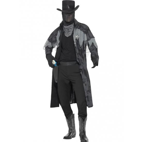 Horror kostuum geest sherrif