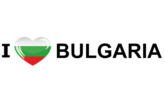 I Love Bulgaria stickers