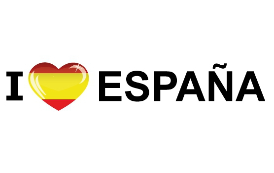 I Love Espana stickers