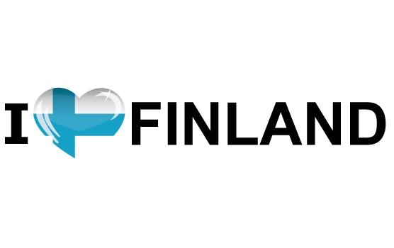 I Love Finland stickers